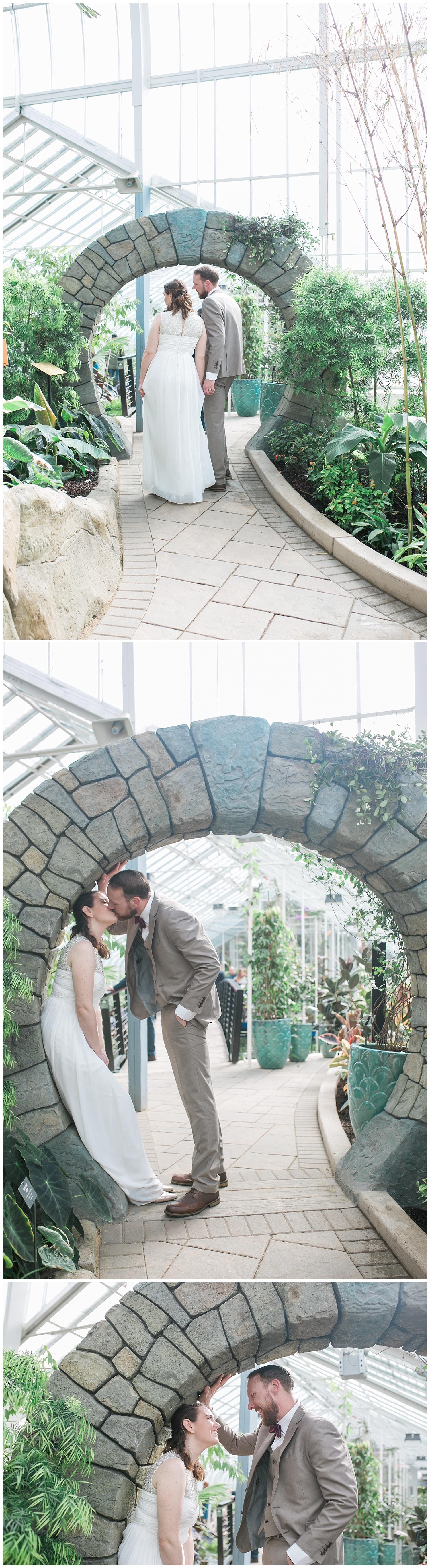 Buffalo Botanical gardens wedding - Buffalo NY Lass and Beau 56.jpg