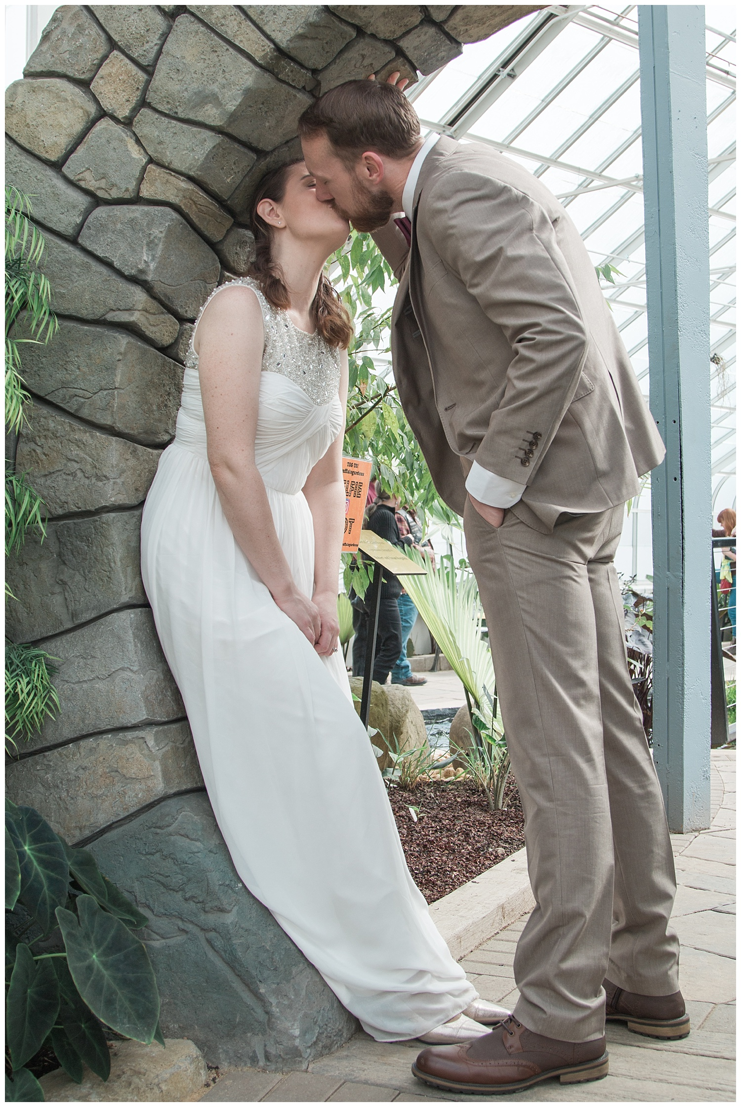 Buffalo Botanical gardens wedding - Buffalo NY Lass and Beau 64.jpg