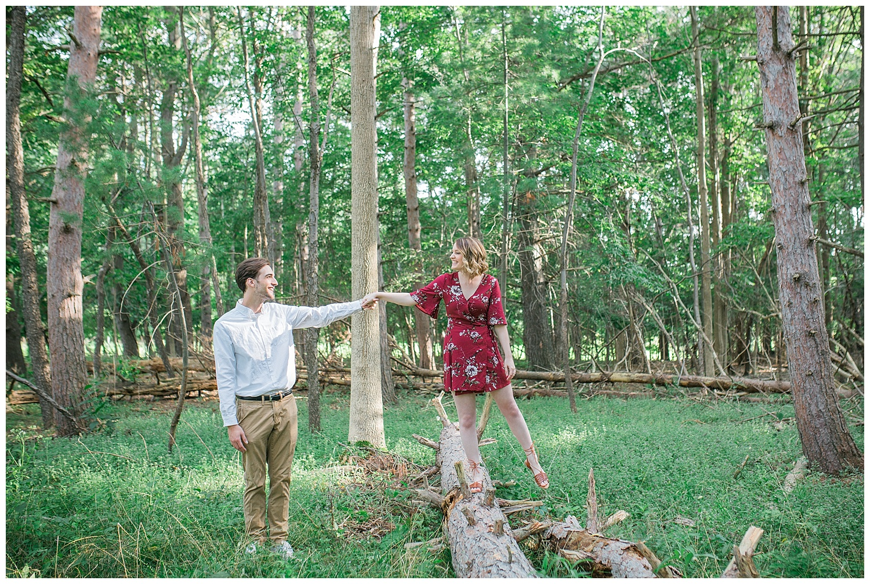 Tanya and Ryan - Sweetheart session - Lass & Beau - Geneseo NY-35_Buffalo wedding photography.jpg