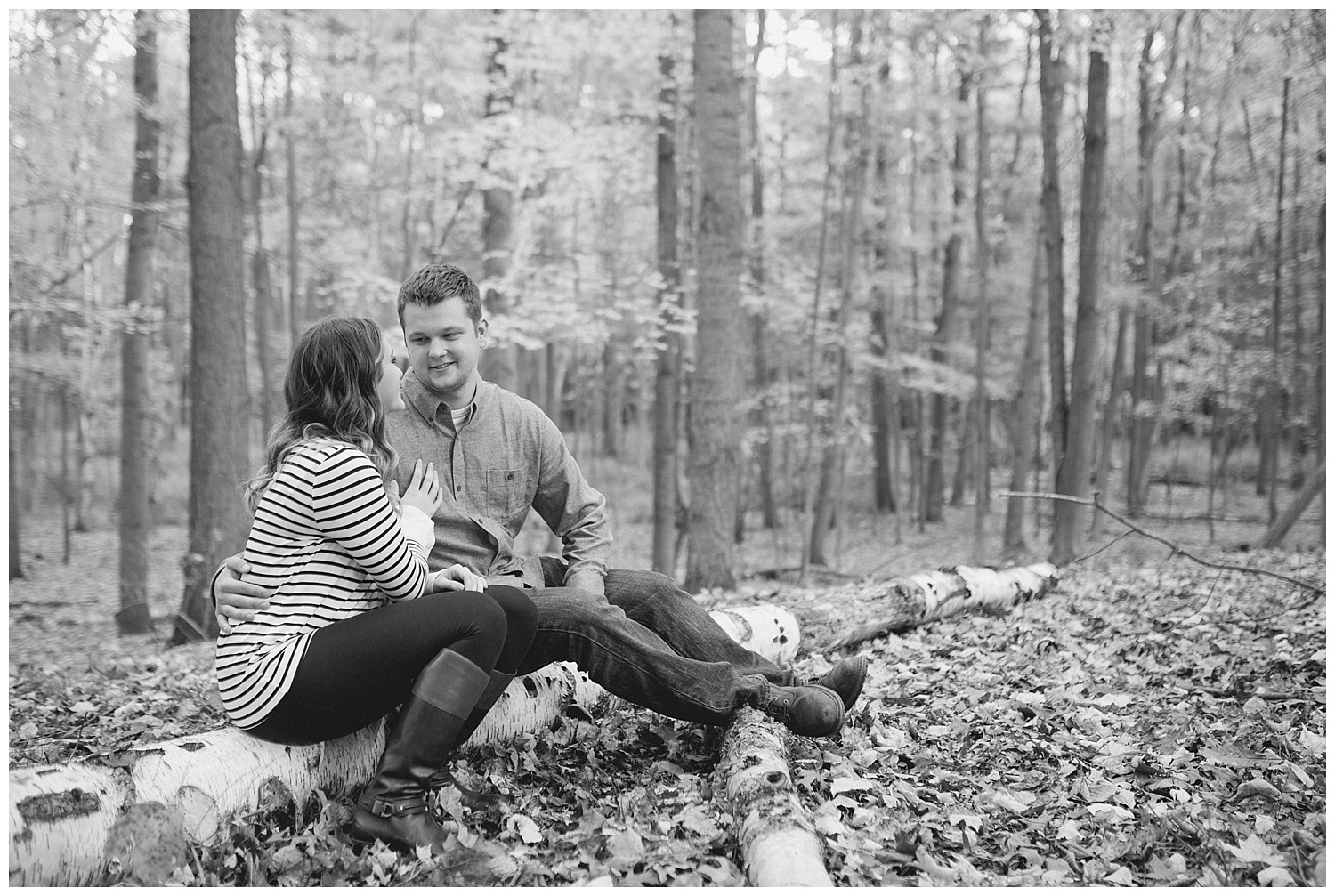 Couples session - Letchworth state park - Lass & Beau -13_Buffalo wedding photography.jpg