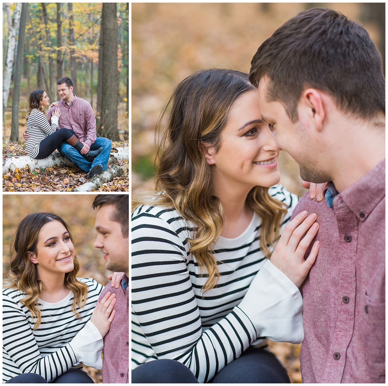 Couples session - Letchworth state park - Lass & Beau -16_Buffalo wedding photography.jpg