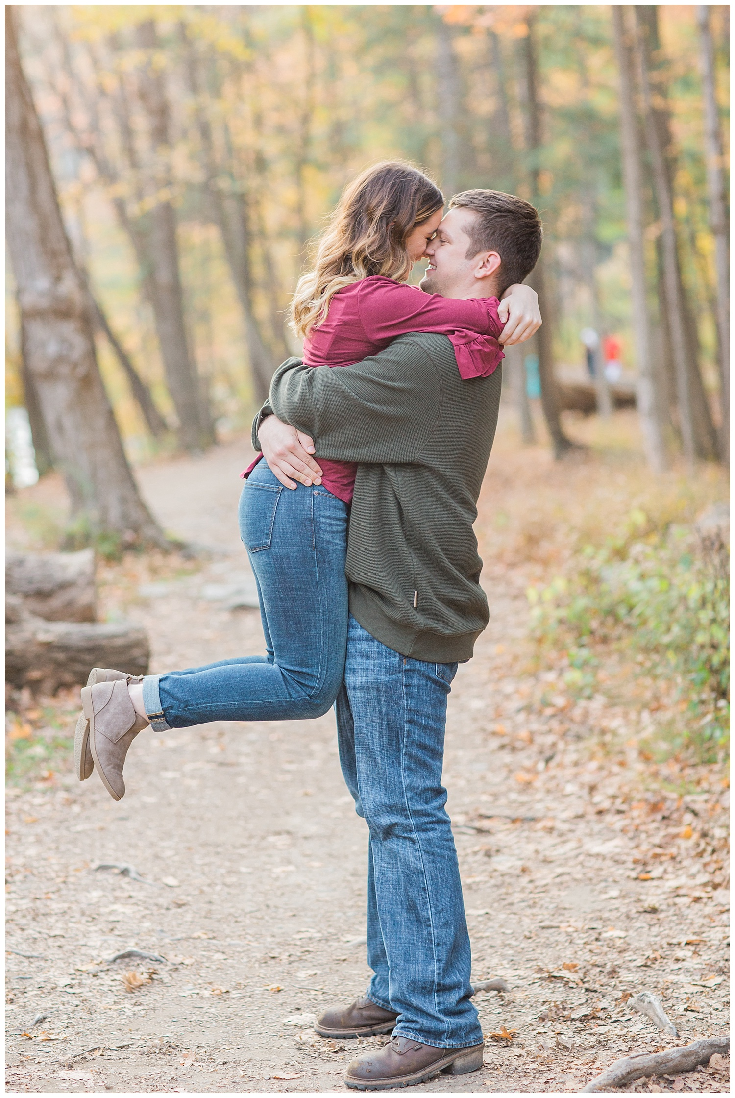 Couples session - Letchworth state park - Lass & Beau -155_Buffalo wedding photography.jpg