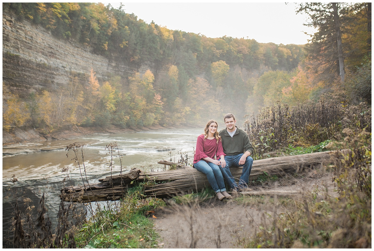 Couples session - Letchworth state park - Lass & Beau -162_Buffalo wedding photography.jpg