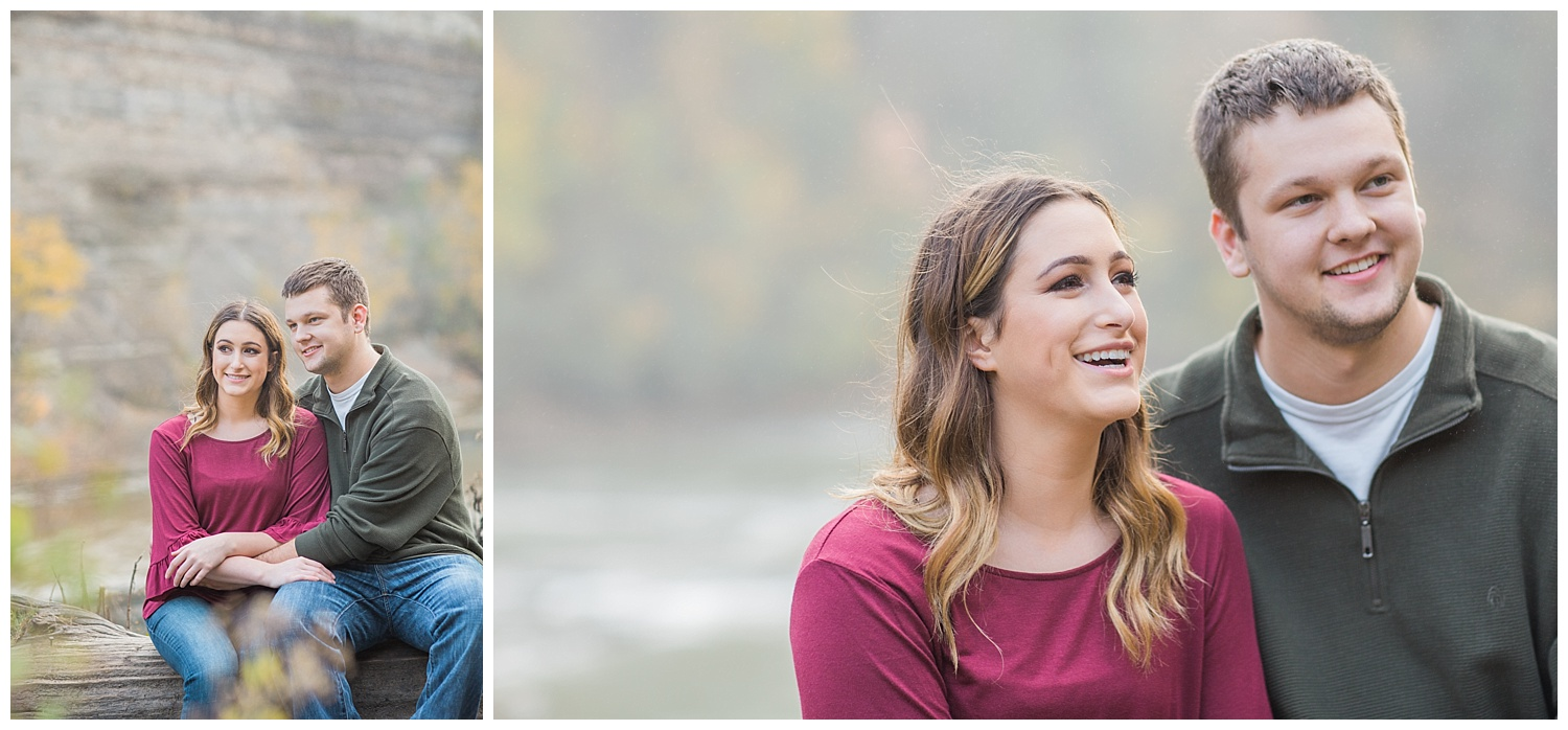 Couples session - Letchworth state park - Lass & Beau -167_Buffalo wedding photography.jpg