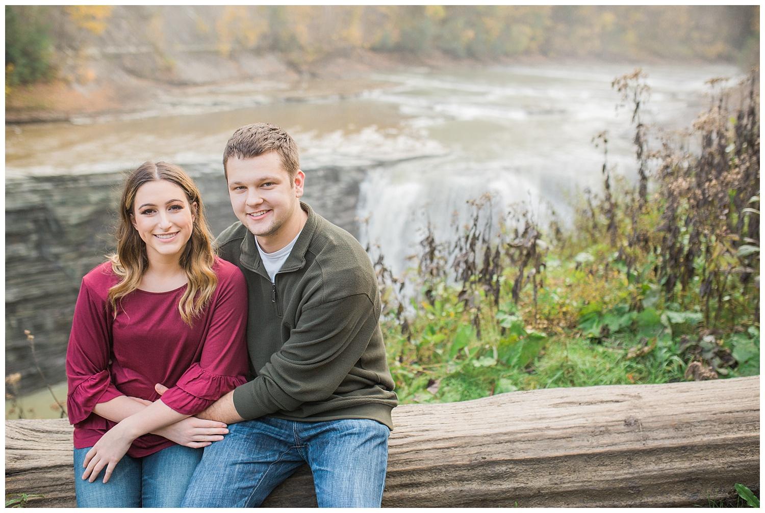Couples session - Letchworth state park - Lass & Beau -173_Buffalo wedding photography.jpg