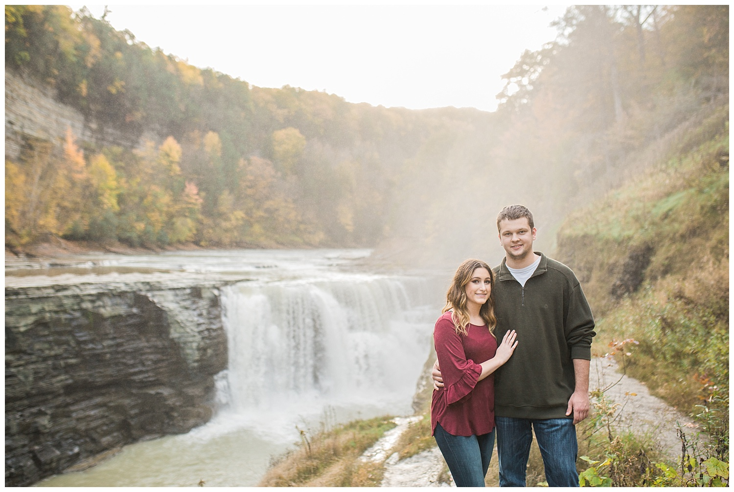 Couples session - Letchworth state park - Lass & Beau -196_Buffalo wedding photography.jpg