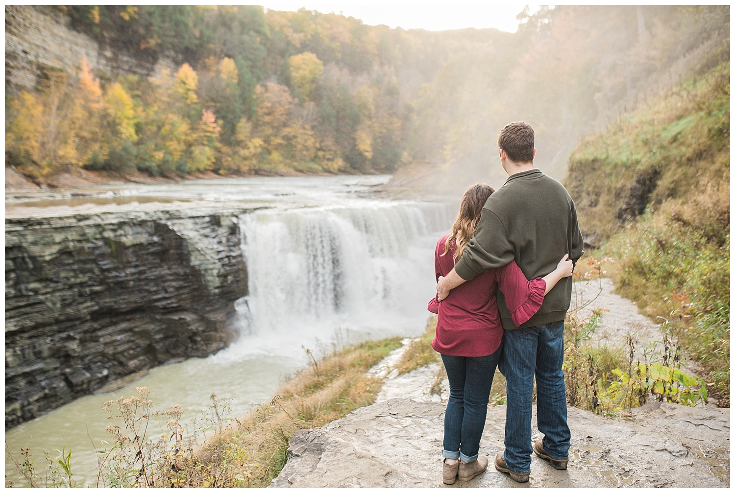 Couples session - Letchworth state park - Lass & Beau -201_Buffalo wedding photography.jpg
