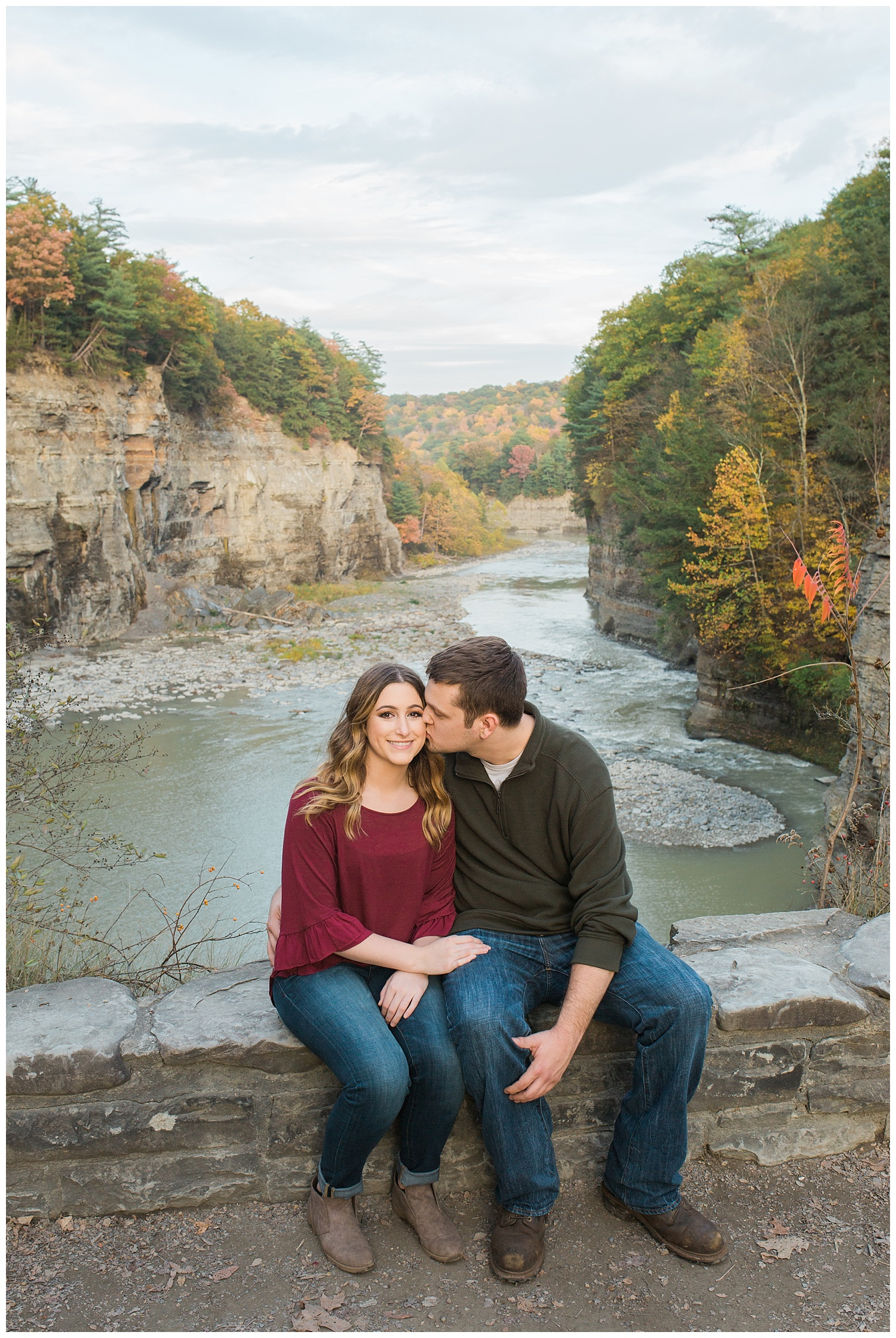 Couples session - Letchworth state park - Lass & Beau -210_Buffalo wedding photography.jpg