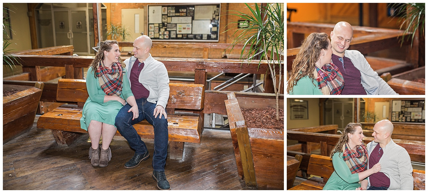Couples session - village gate, Rochester - Lass & Beau -8_Buffalo wedding photography.jpg