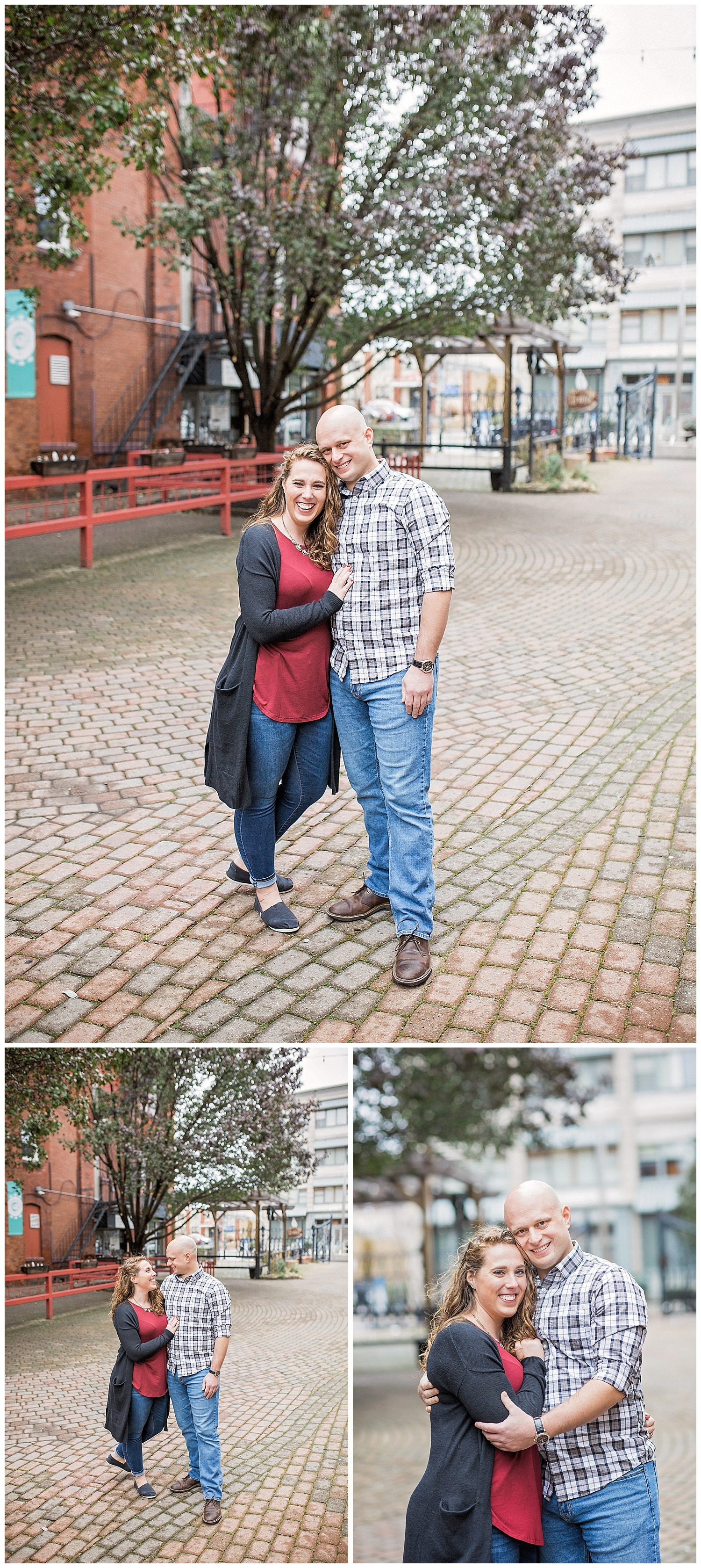 Couples session - village gate, Rochester - Lass & Beau -10_Buffalo wedding photography.jpg