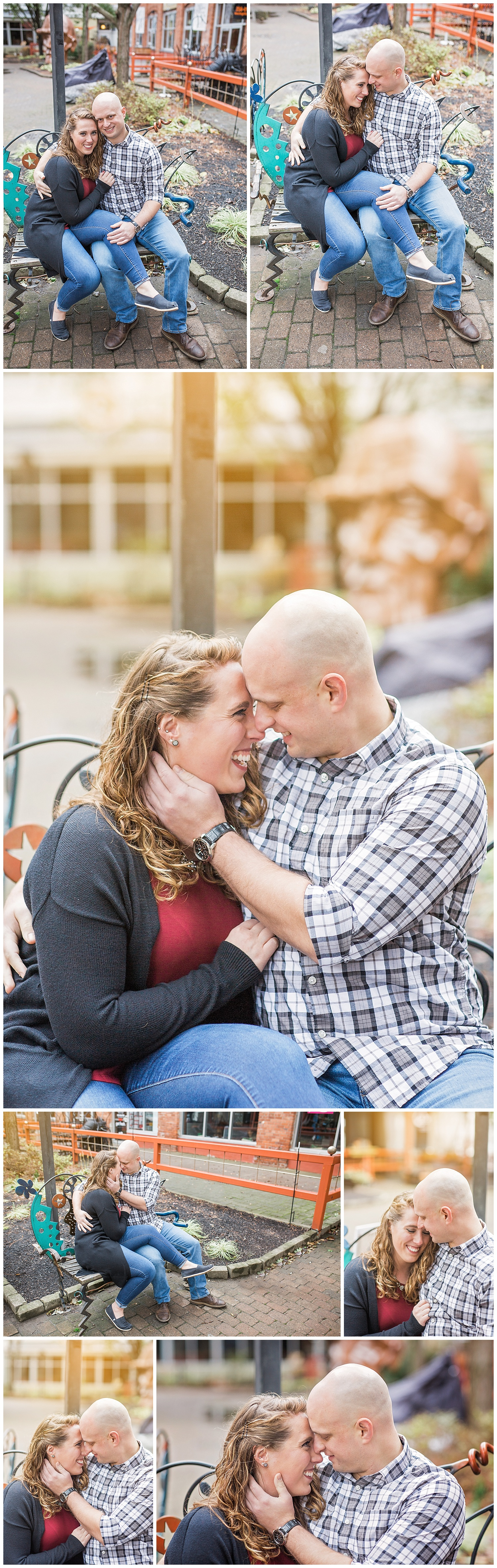 Couples session - village gate, Rochester - Lass & Beau -13_Buffalo wedding photography.jpg