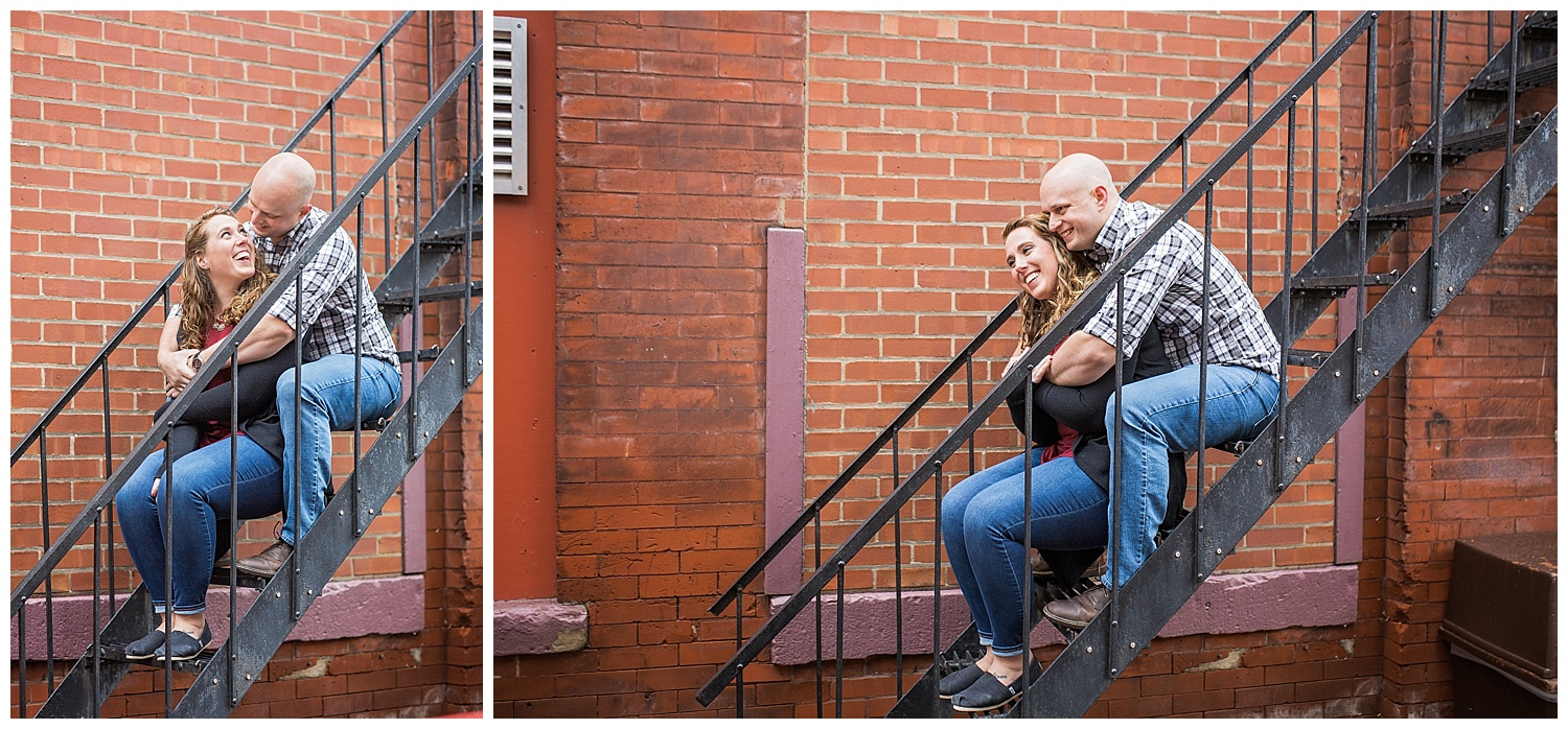 Couples session - village gate, Rochester - Lass & Beau -25_Buffalo wedding photography.jpg