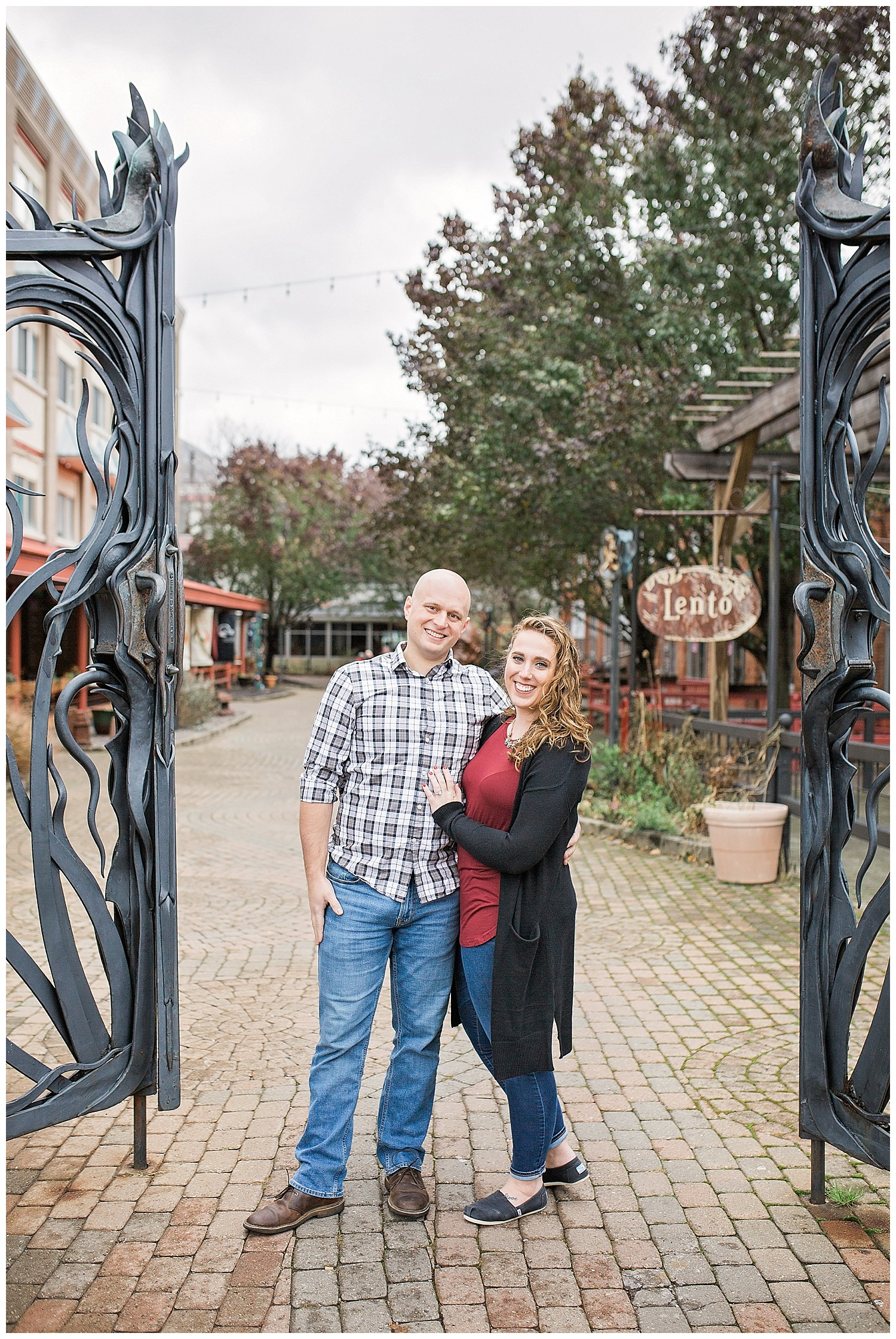 Couples session - village gate, Rochester - Lass & Beau -20_Buffalo wedding photography.jpg