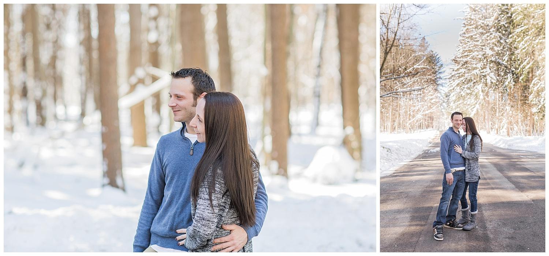 Matt and Jessica - Winter in Letchworth -8_Buffalo wedding photography.jpg
