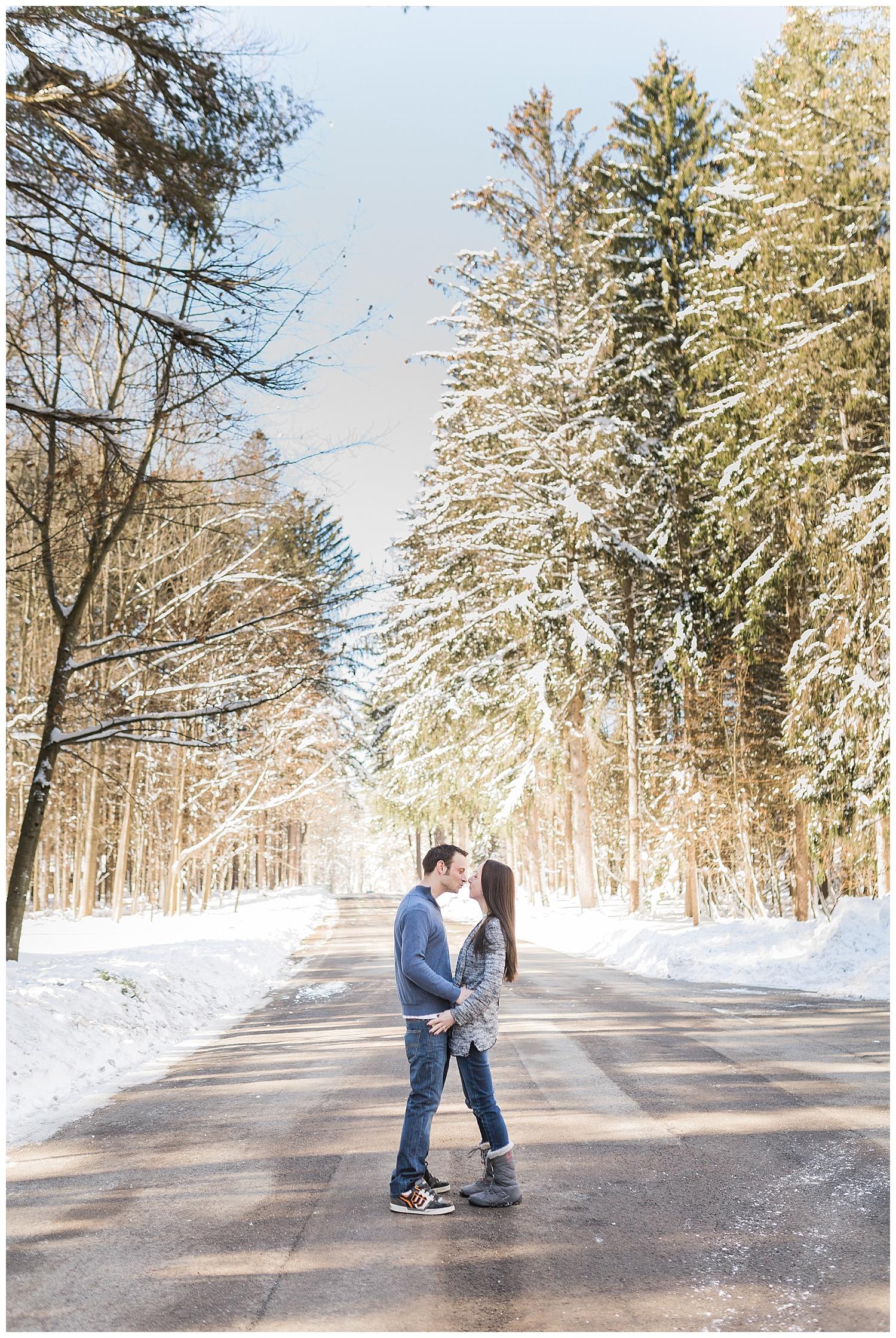Matt and Jessica - Winter in Letchworth -2_Buffalo wedding photography.jpg