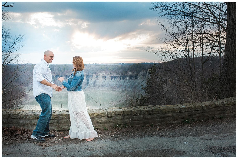 Melissa and Sam - engagement session Lass and Beau -183_Buffalo wedding photography.jpg