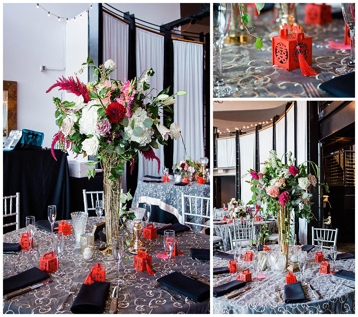 Bradly James design floral