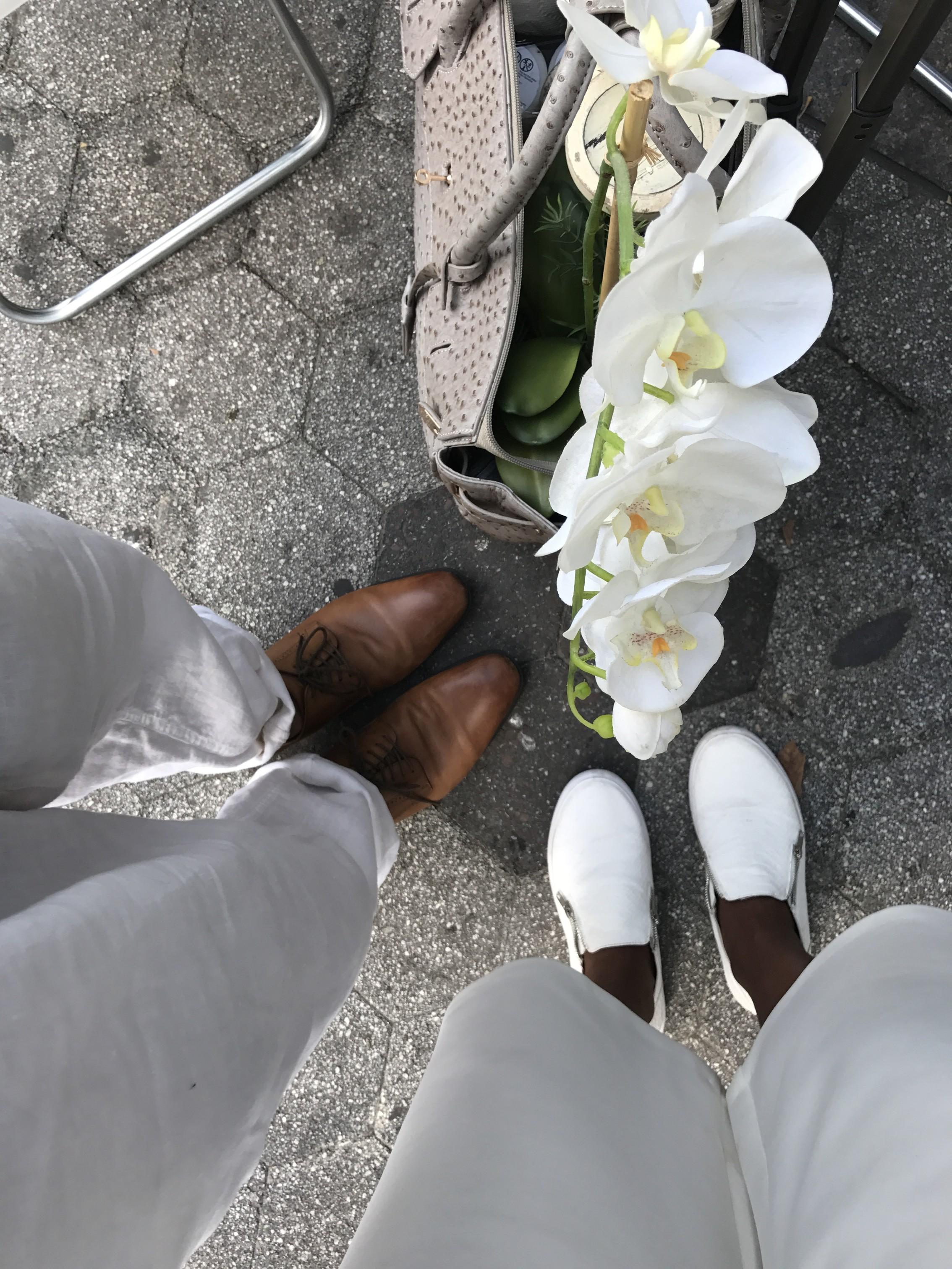 Footwear matters...