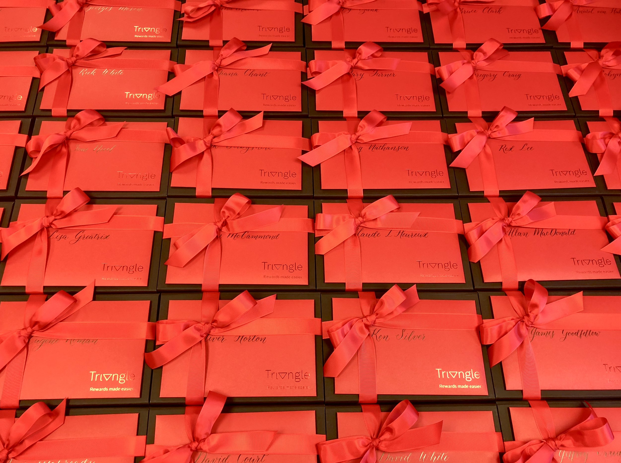 Client: Canadian Tire | Project: Executive gifts for program launch