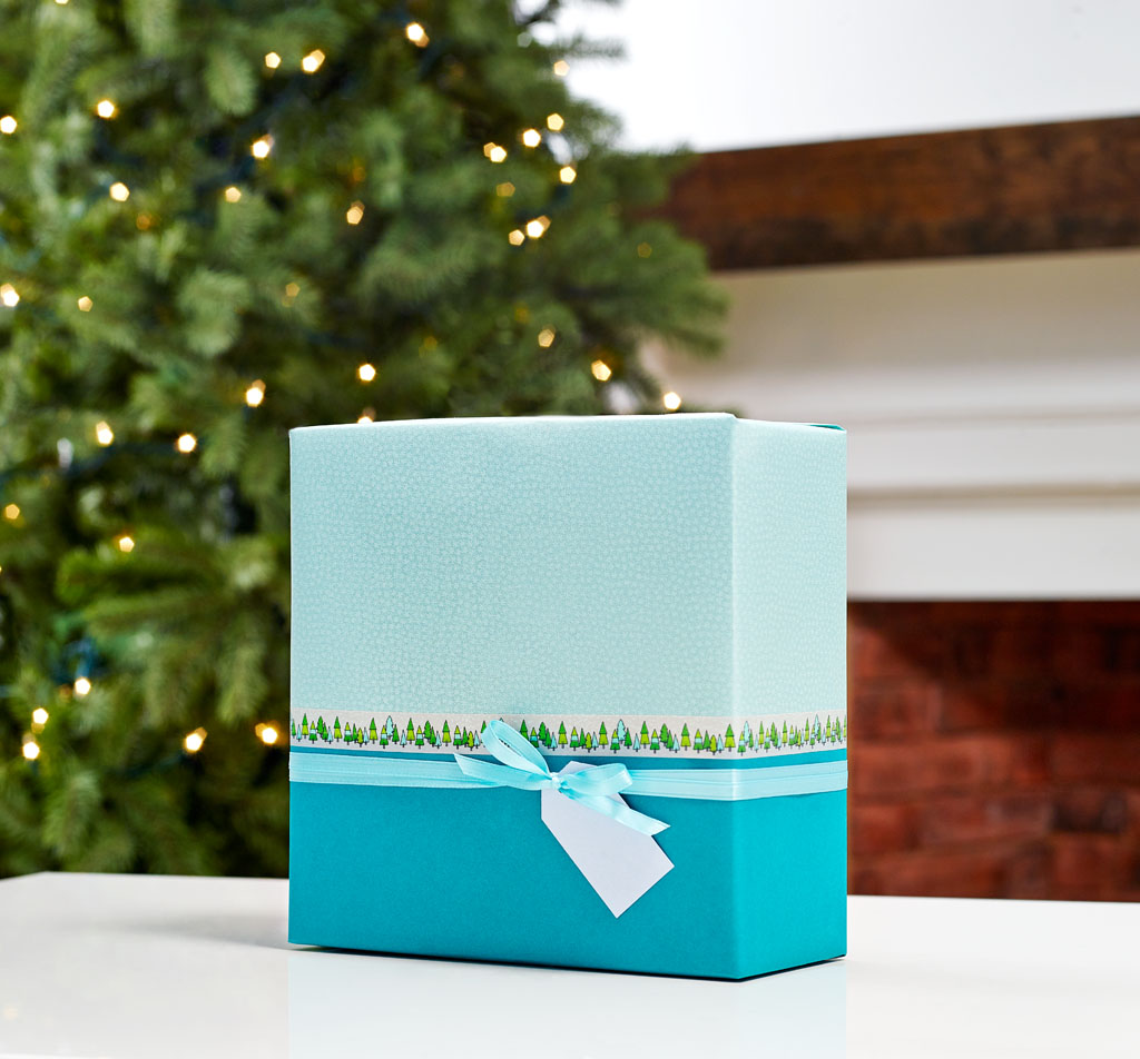 Client: 3M Scocth Brand Canada (via Traffik Group) | Project: DIY gift-wrapping content for holiday marketing campaign and branded blog
