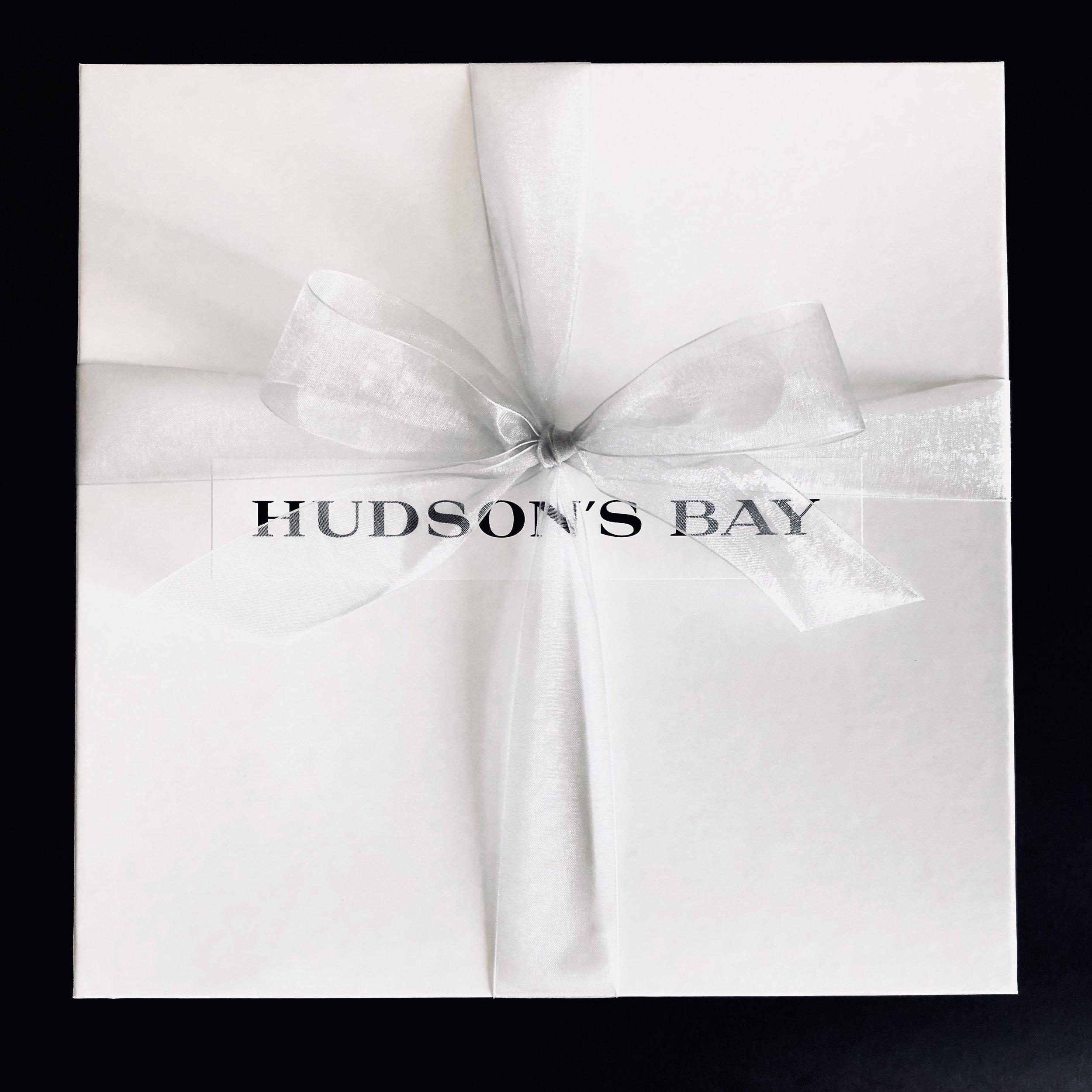 Hudson's Bay Company media mailers