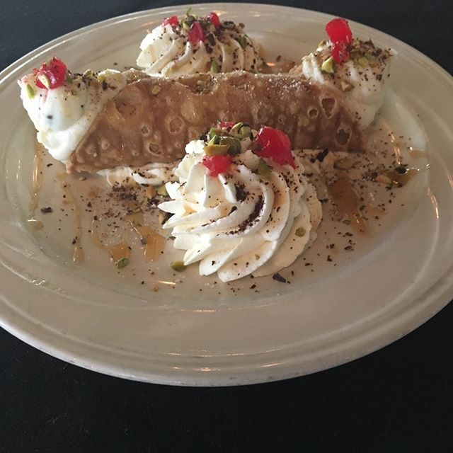 Our Cannoli is back!!