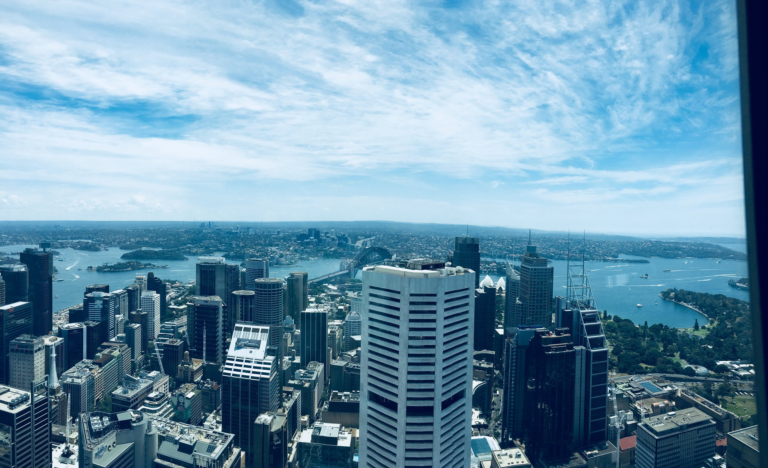 The Sydney Tower