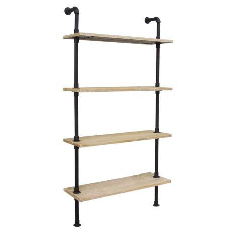 Freedom Furniture, CONVEYOR 192cm Shelving Unit $599.