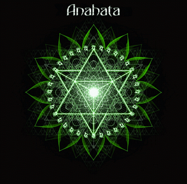 Anahata/ Heart Chakra