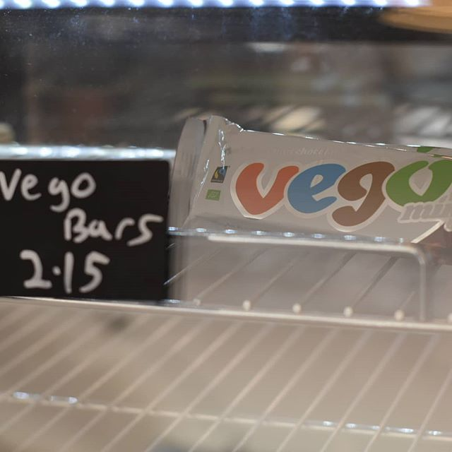 It's the day after the bank holiday. You're miserable, why not come grab a vego and make all those problems disappear