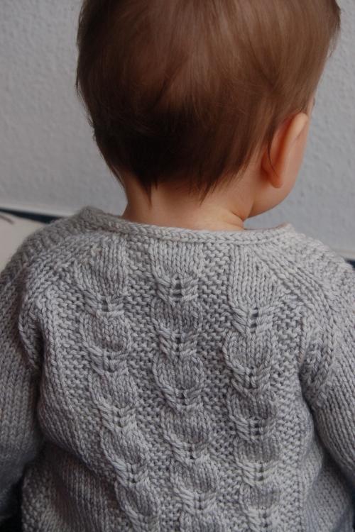 Silverfox cardigan knitting pattern by Lisa Chemery - Frogginette Knitting Patterns