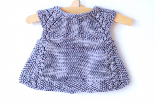 Powder Blue by Frogginette Knitting Patterns