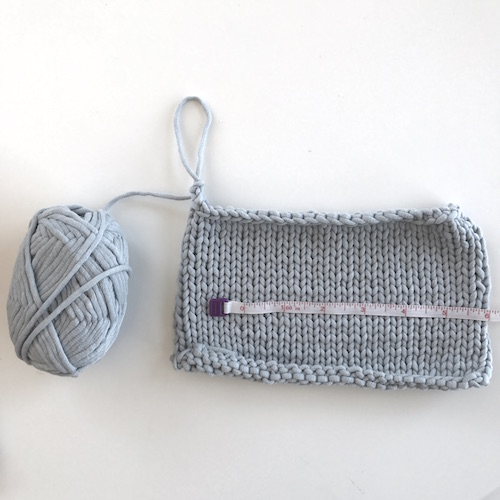 Smart swatching: a trick I use by Frogginette Knitting Patterns