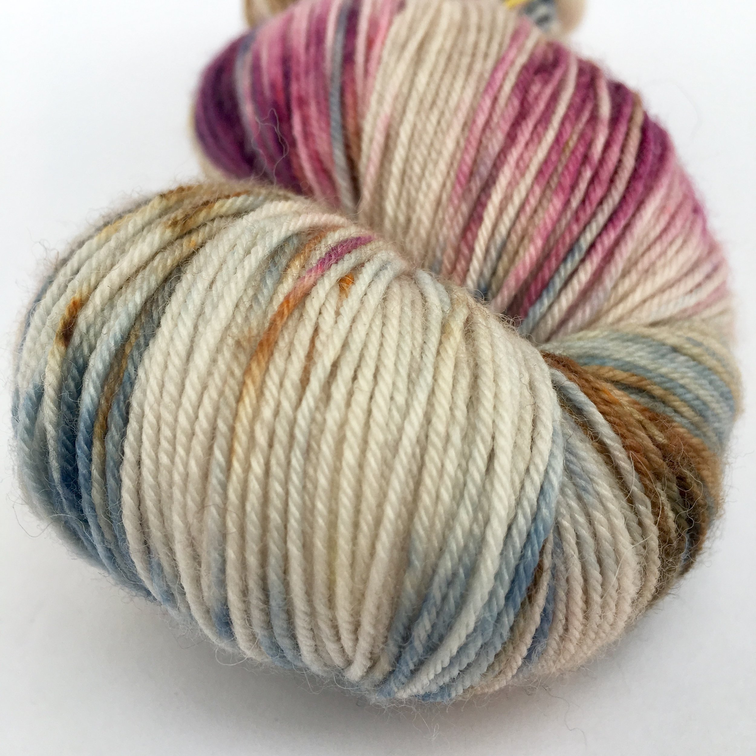 Lavish by Sewhappyjane hand dyed yarns