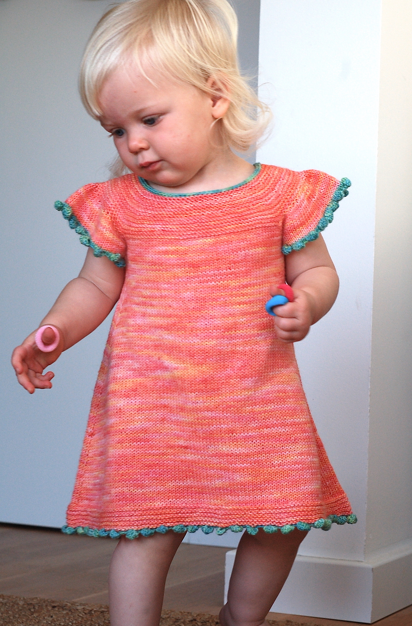 Sweet Mochi by Frogginette Knitting Patterns