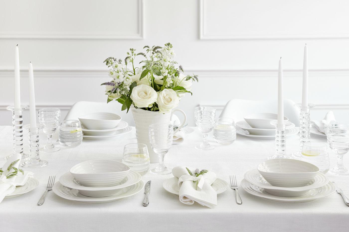 Portmeirion Sophie Conran Servise Tableware Sorgenfri
