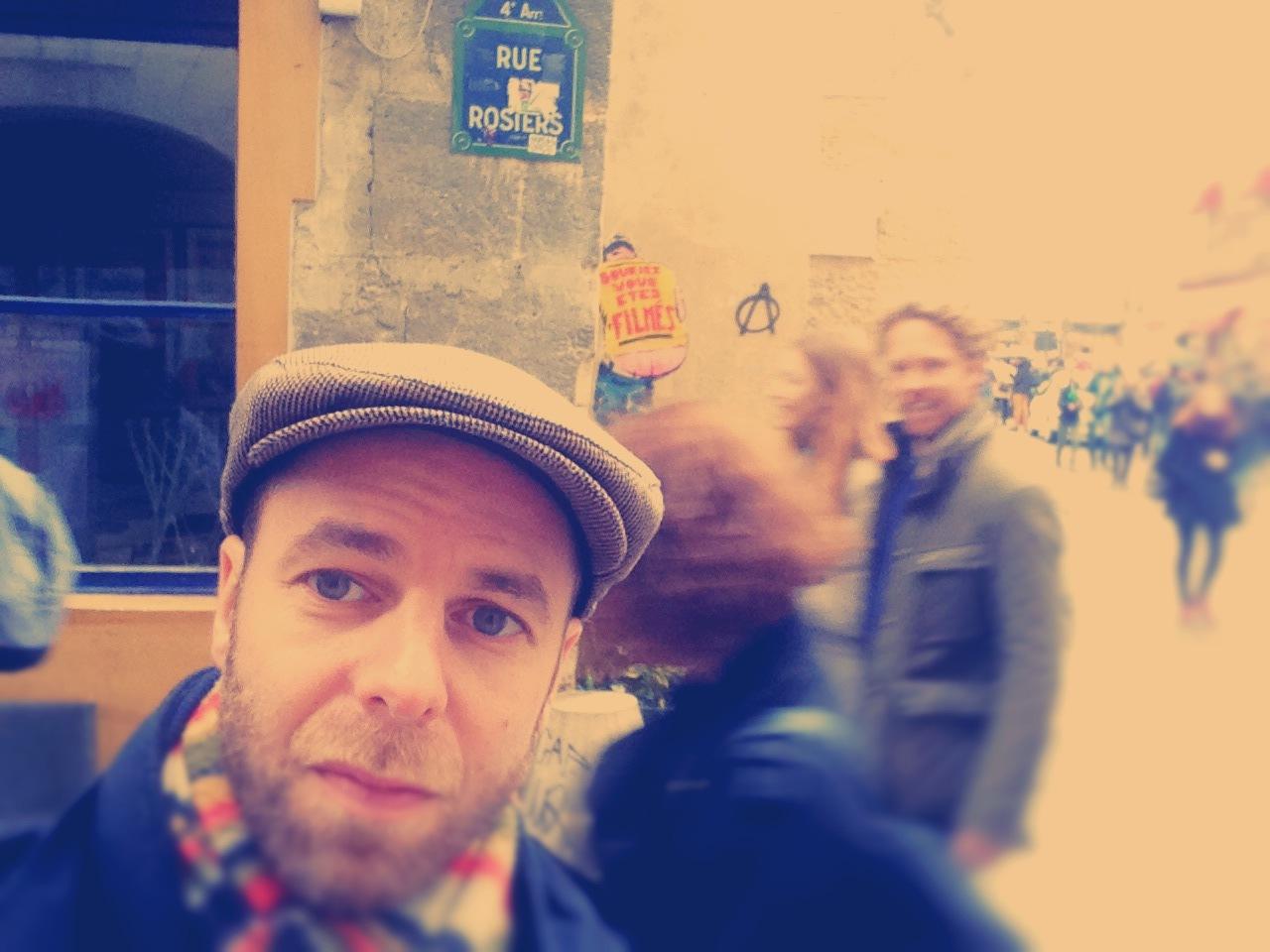 Le Selfie
