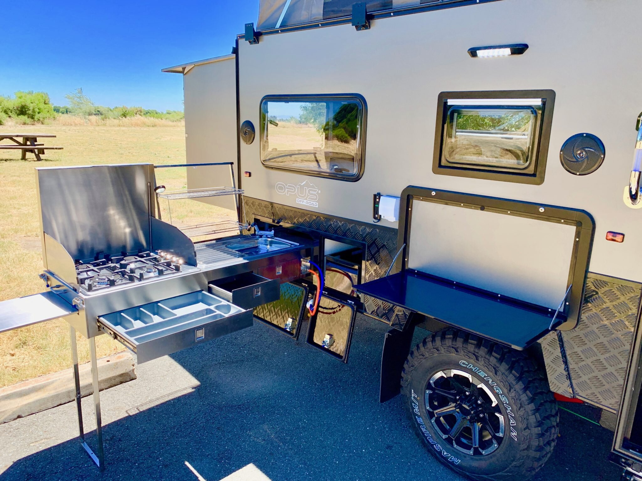 Opus Camper Adventure Motors