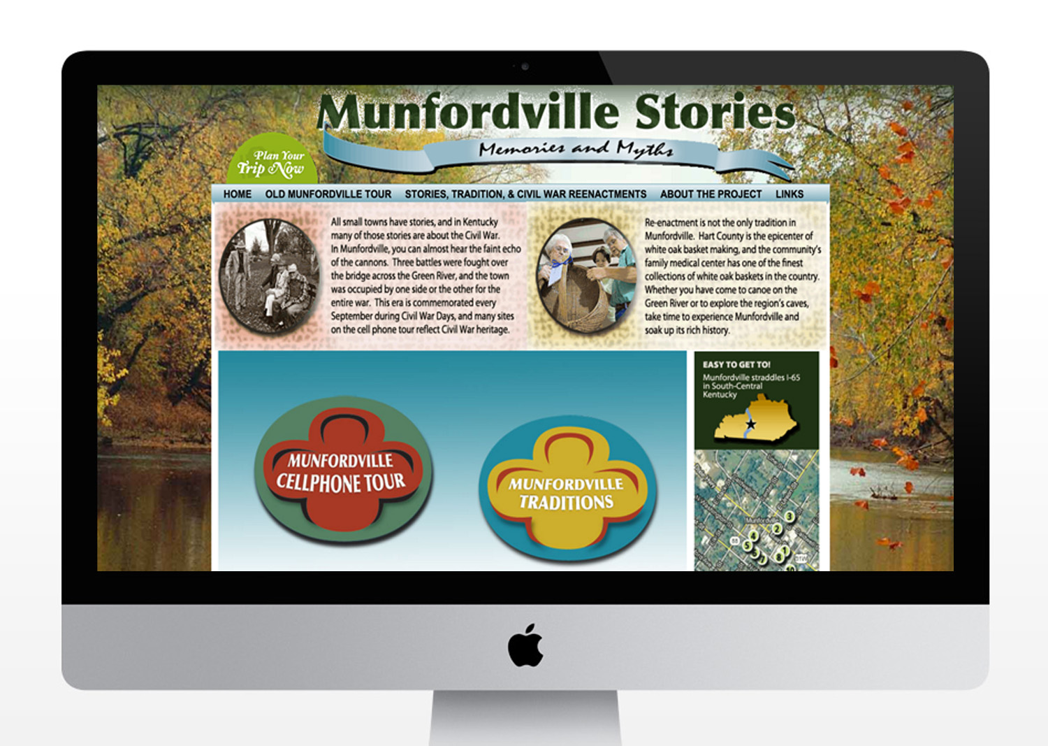 Munfordville Stories Website