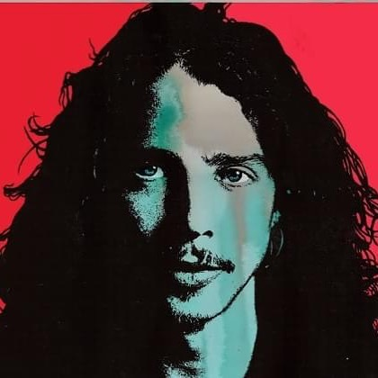 "Today marks 2 years since the death of Chris Cornell, one of our favorite artists. Our song ""Glenn Rhee"" was partly inspired by him, as well as the untimely losses of some of our other favorite musicians and those close to us. As people who have been personally affected by addiction and mental illness, it never really gets any easier losing people we care about. But at least we know these incredible artists live on through their music and the impact they've made and will continue to make on generations of listeners, and the loved ones we've lost live on through our memories and the ways they touched our hearts. Much love, Chris. Rest In Peace. #chriscornell #prince #davidbowie #scottweiland #gonetoosoon"