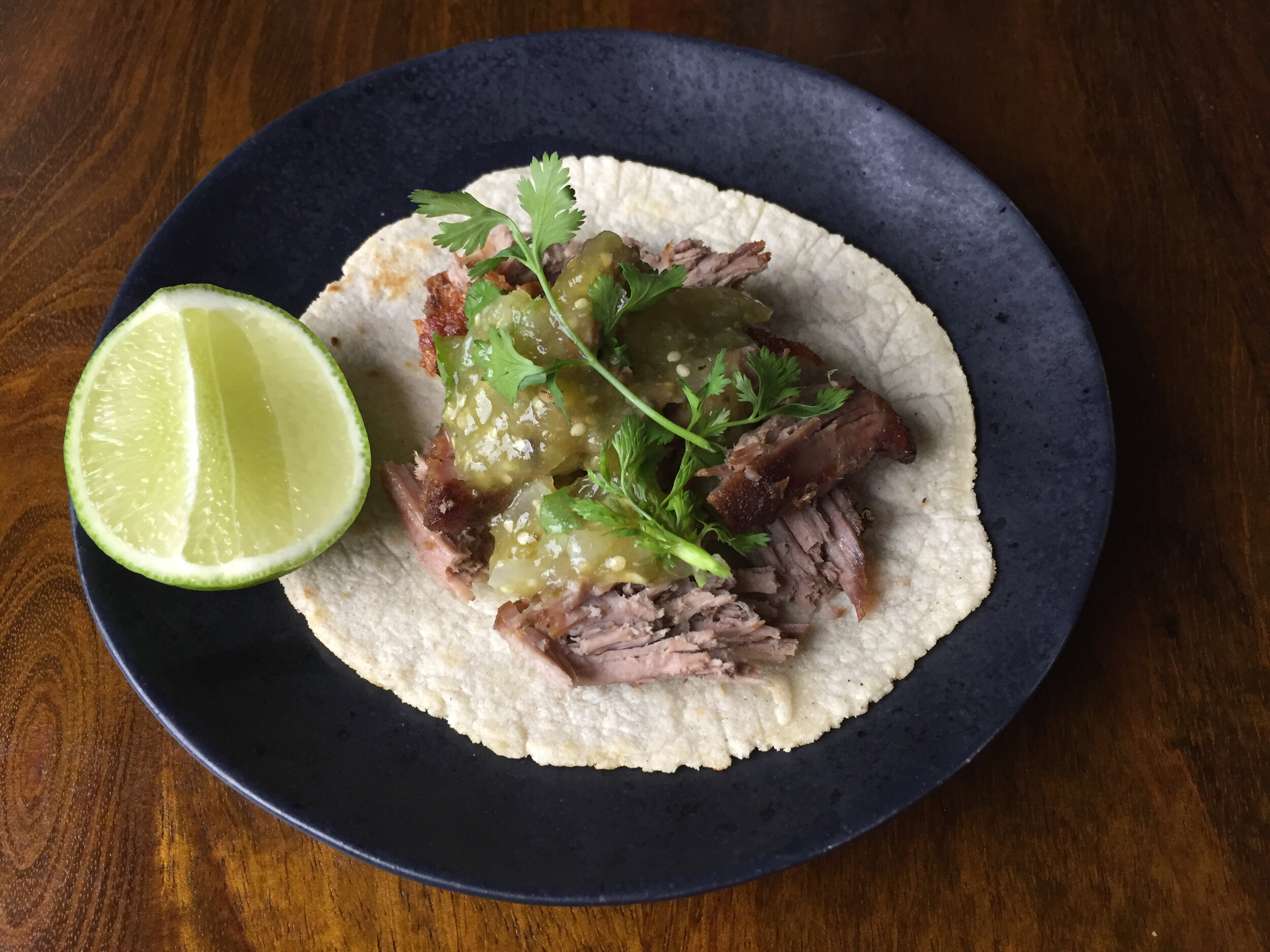 Spectacular carnitas tacos are easier to make than you might think.