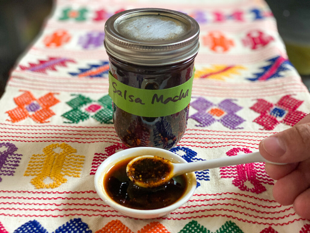 Look out chile crisp: Here comes salsa macha, the Mexican condiment that may change your life