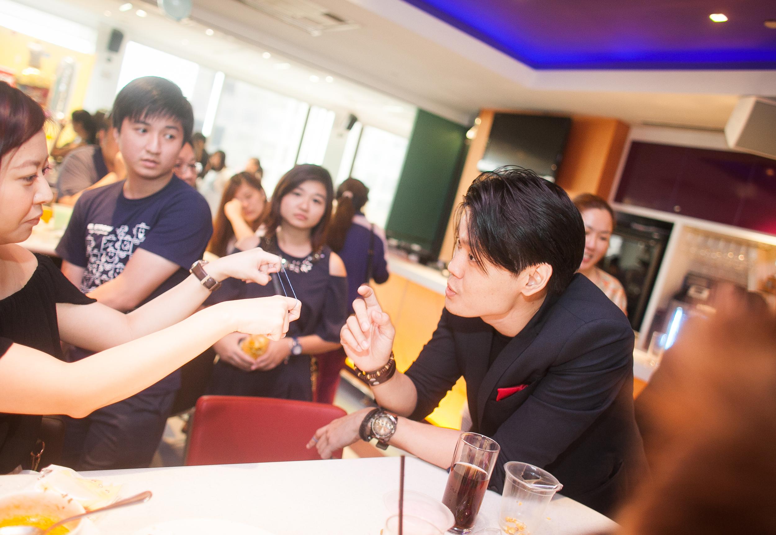 Singapore Corporate Magicians