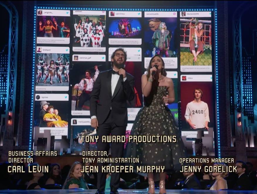 Jenny Gorelick is a New York based producer for film, theater, and live events. -