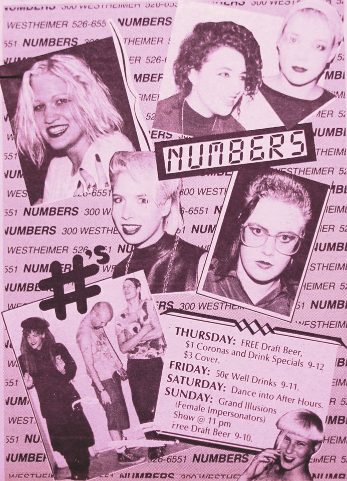 Numbers Ad 1987