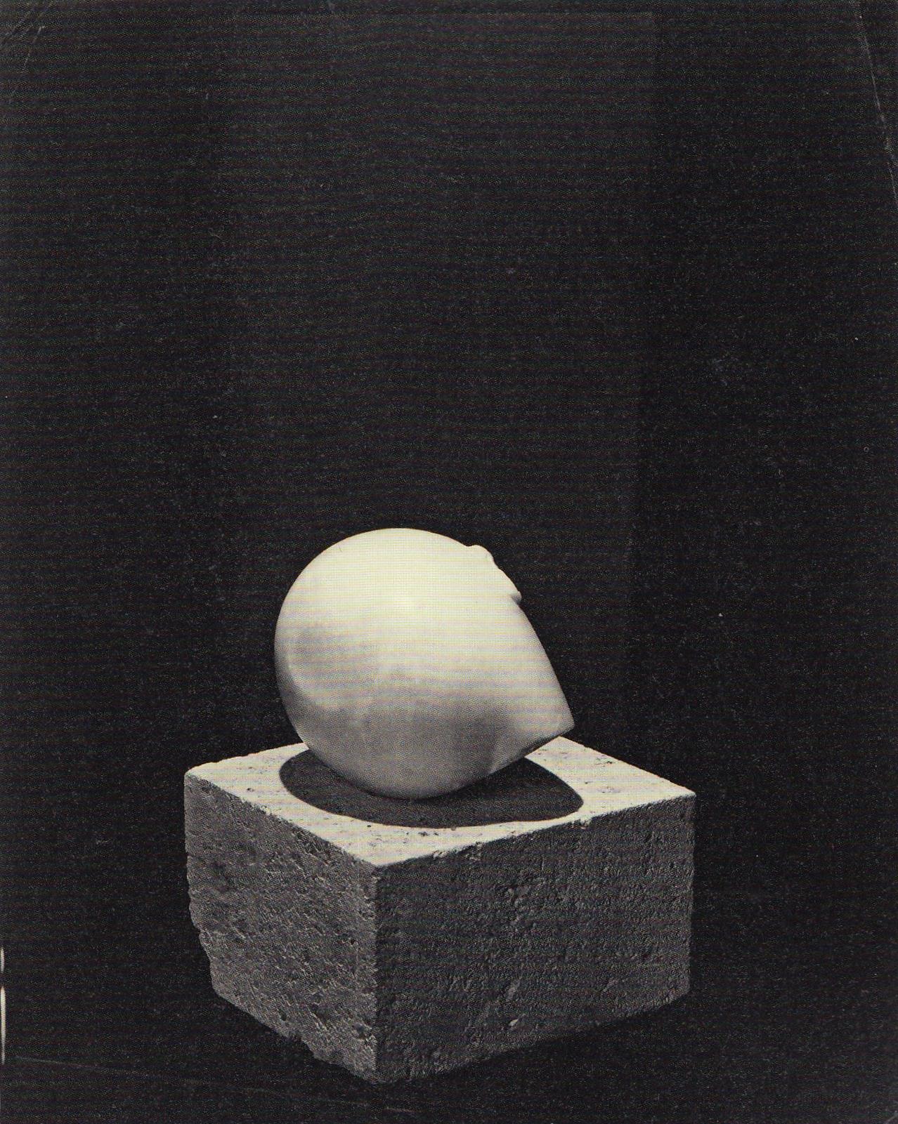 'Brancusi, Film, Photographie: Images Sans Fin' - BOOK