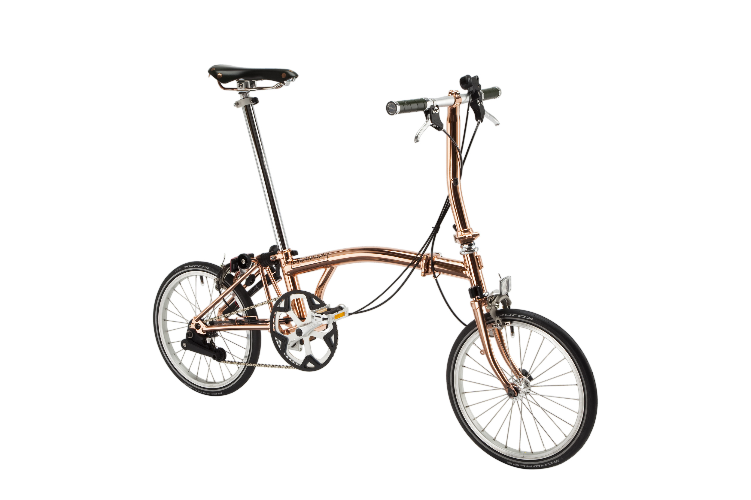 Prototype by Brompton Bikes