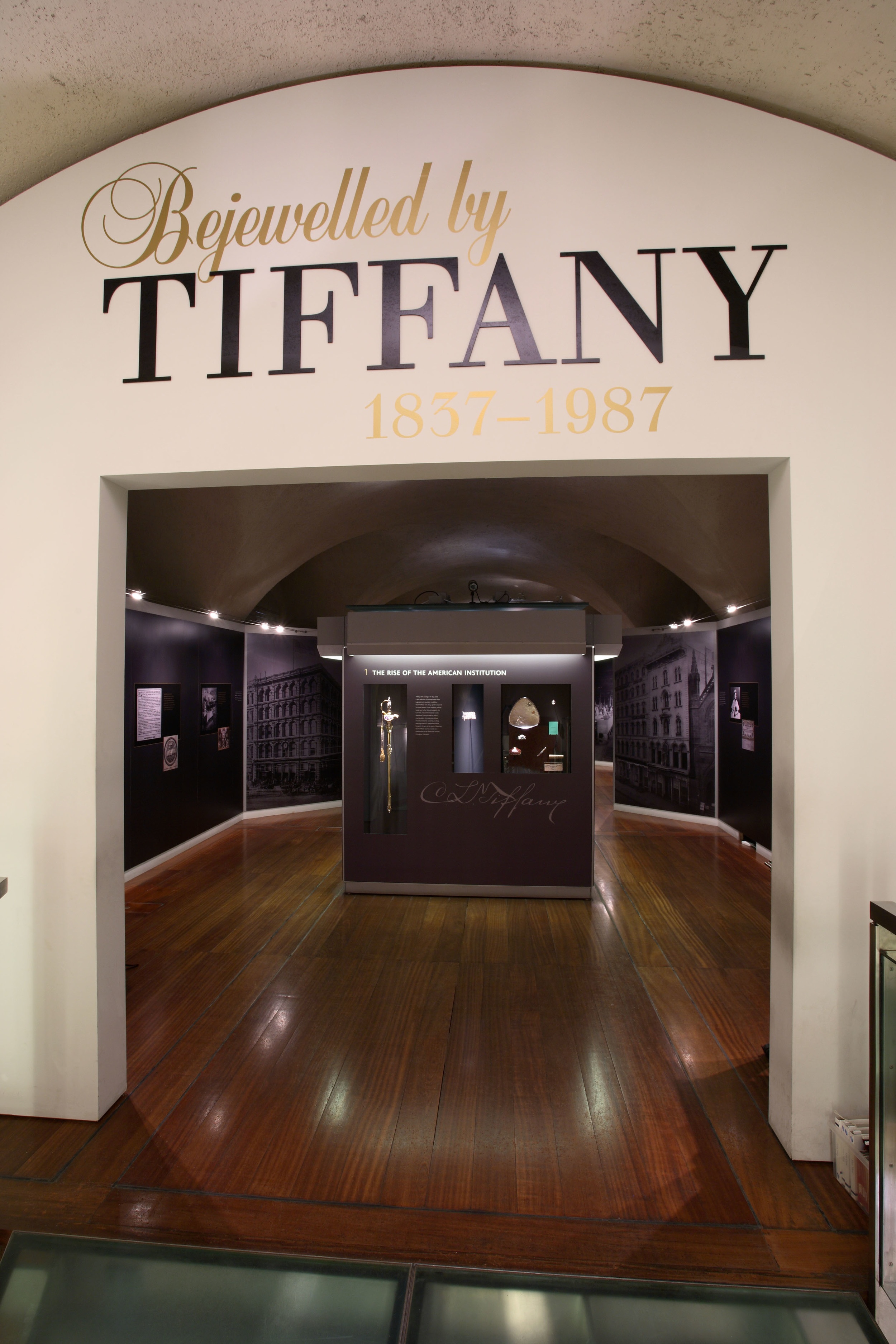 Bejewelled by Tiffany Exhibition, Somerset House