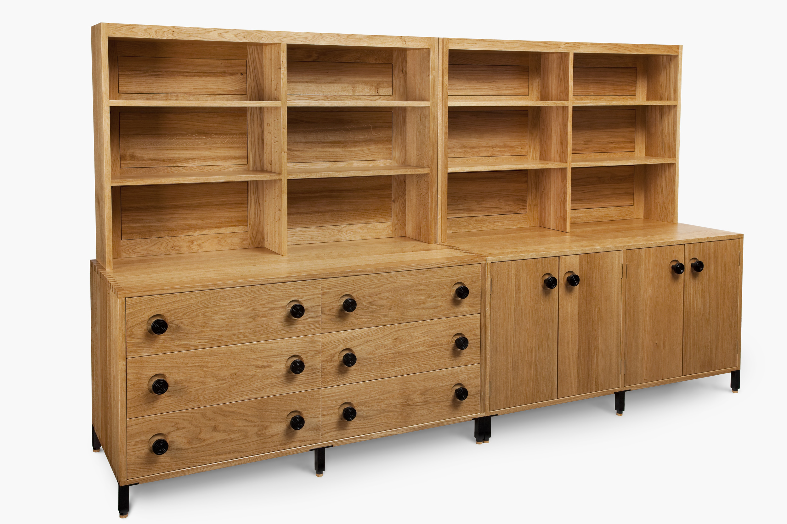 Double Welsh Dresser by Simon Smith