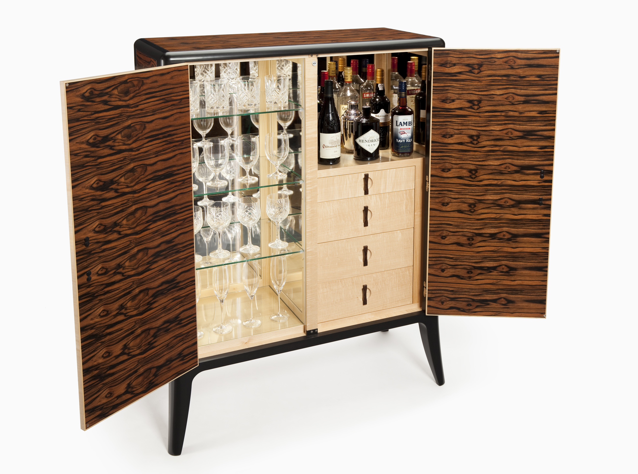 Drinks Cabinet by Simon Smith.